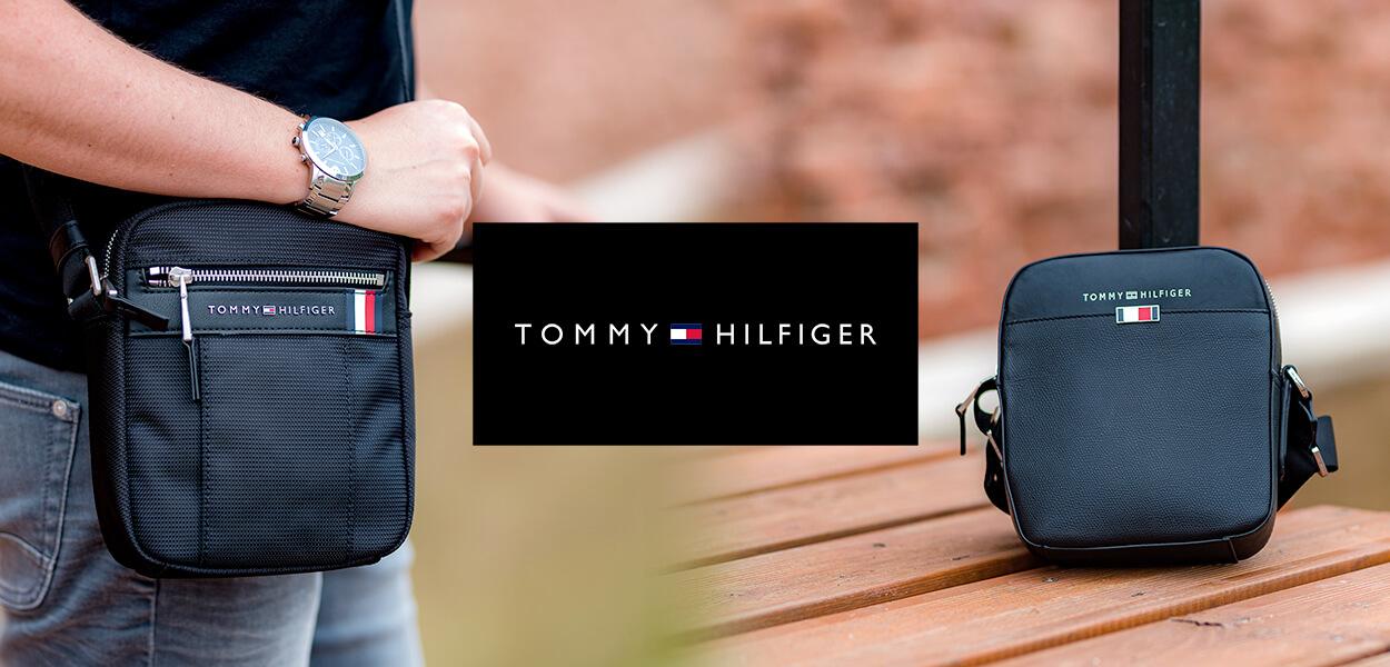 Pánské tašky a peněženky Tommy Hilfiger