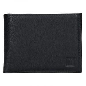 Pánská peněženka Hexagona Leon – černá 15006