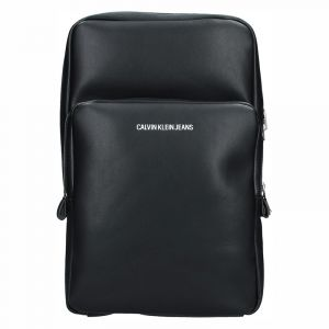 Pánská cross taška přes rameno Calvin Klein Edmond – černá 14803