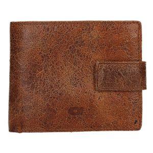 Pánská kožená peněženka Daag P-23 – hnědá 14572