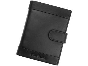Pánská kožená peněženka Pierre Cardin Gerard – černá 14475