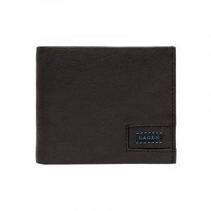 Pánská kožená peněženka Lagen Dominic – černá 14249