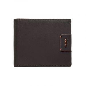 Pánská kožená peněženka Lagen Ernesto – hnědá 14247