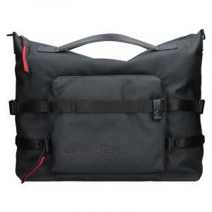 Pánská taška přes rameno Calvin Klein Poler – černá 14214