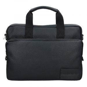 Pánská taška přes rameno Calvin Klein Johny – černá 14209