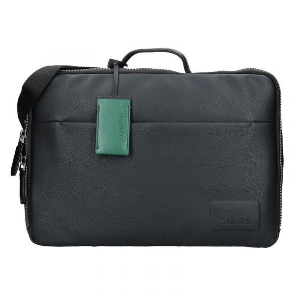 Pánská taška přes rameno Calvin Klein Jacopo – černá 14022