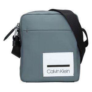 Pánská taška přes rameno Calvin Klein Giacomo – šedá 14021