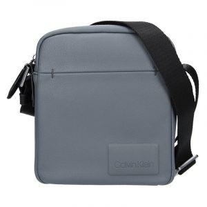 Pánská taška přes rameno Calvin Klein Matteo – šedá 14019