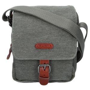 Pánská taška Katana Olson – zeleno-šedá 13540