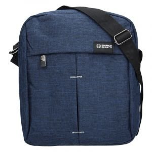 Pánská taška přes rameno Enrico Benetti Filip – modrá 13314