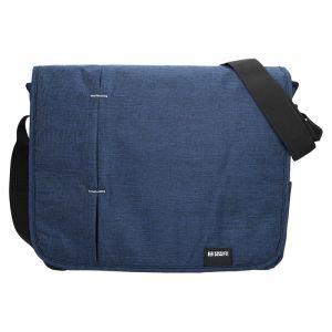 Pánská taška přes rameno Enrico Benetti Monter – modrá 13294