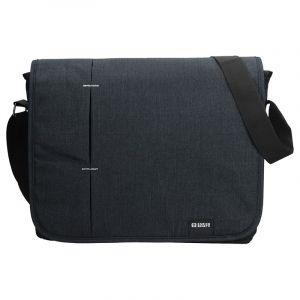 Pánská taška přes rameno Enrico Benetti Monter – černá 13293