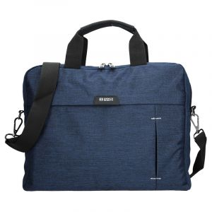 Pánská taška přes rameno Enrico Benetti Oktavius – modrá 13054