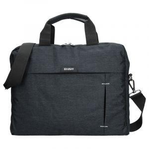 Pánská taška přes rameno Enrico Benetti Oktavius – černá 13052