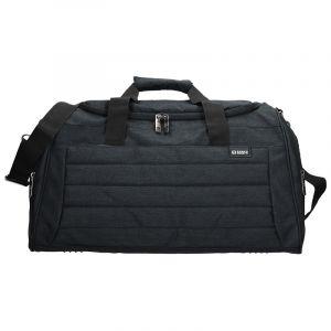 Cestovní taška Enrico Benetti Edgar – černá 13024