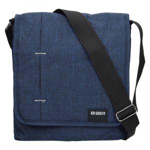 Pánská taška přes rameno Enrico Benetti Eric – modrá 13021