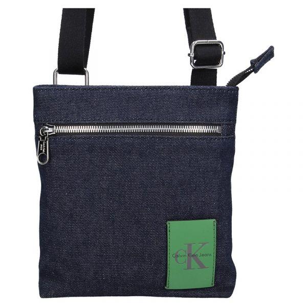 Pánská taška přes rameno Calvin Klein Micro Flat Denim 13012