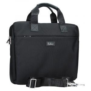 Pánská taška přes rameno Katana Theodor – černá 12989