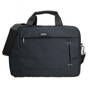 Pánská taška přes rameno Enrico Benetti Paul – černá 12471