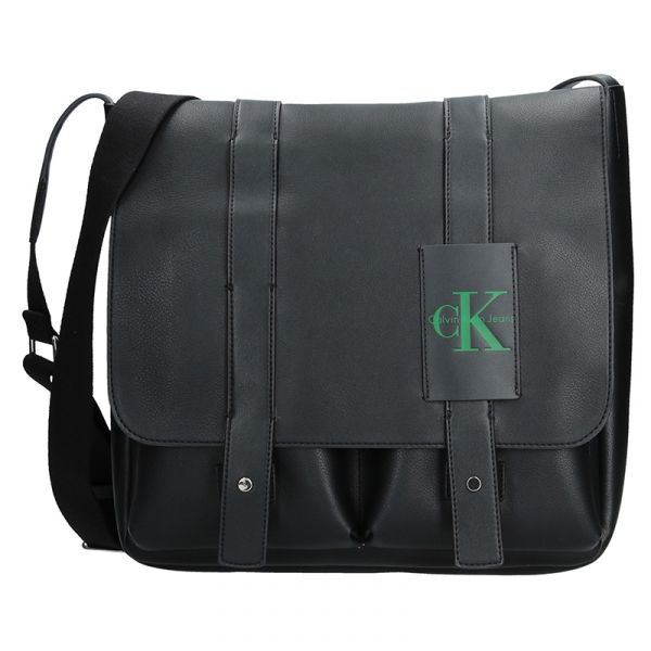 Pánská taška přes rameno Calvin Klein Quido – černá 12228