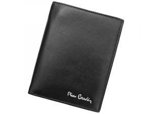 Pánská kožená peněženka Pierre Cardin Edison – černá 11442