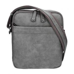 Pánská taška na doklady Hexagona 784629 – šedá 11437