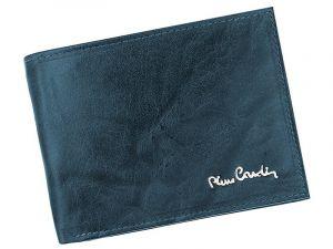 Pánská kožená peněženka Pierre Cardin Henri – modrá 11384