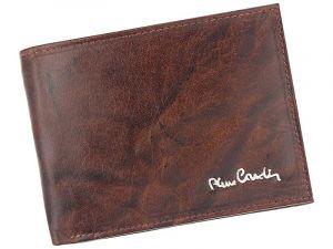 Pánská kožená peněženka Pierre Cardin Henri – hnědá 11383