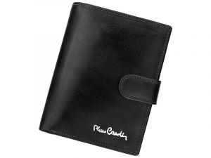 Pánská kožená peněženka Pierre Cardin Fredderic – černá 11379