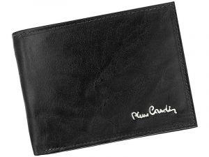 Pánská kožená peněženka Pierre Cardin Robert – černá 11378