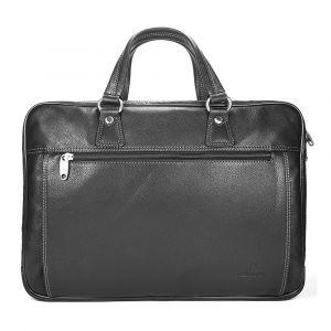 Pánská taška přes rameno Hexagona 469544 – černá 11250