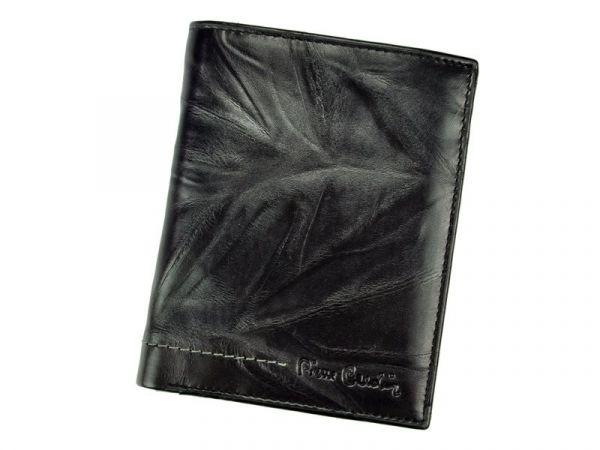 Pánská kožená peněženka Pierre Cardin Andre – černá 11176