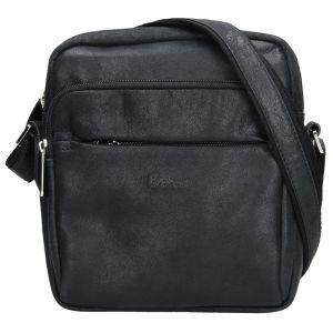 Pánská taška na doklady Katana Plentn – černá 11171