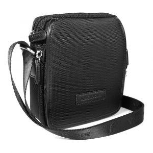 Pánská taška přes rameno Hexagona D72282 – černá 11164