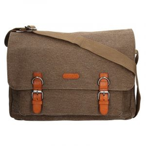 Pánská taška Katana Bredly – hnědá 11161