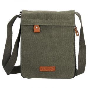 Pánská taška Katana Romel – zelená 11113