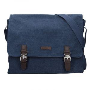 Pánská taška Katana Toile – modrá 11107