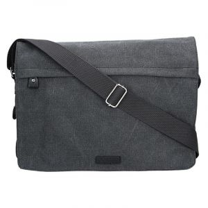 Pánská taška Katana Borsek – černá 11063