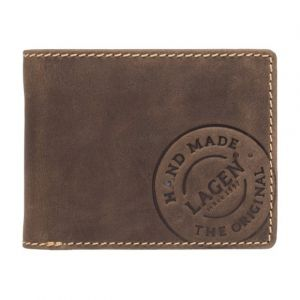 Pánská kožená peněženka Lagen Theodor – hnědá 11028