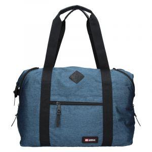 Sportovní taška Enrico Benetti 54549 – modrá 1755