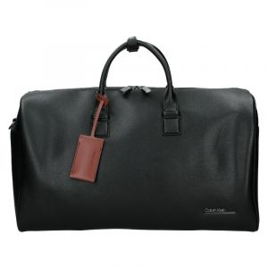 Pánská cestovní taška Calvin Klein Leones – černá 18544