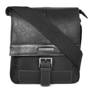 Pánská taška přes rameno Enrico Benetti Carter – černá 1705