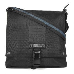 Pánská taška přes rameno Enrico Benetti Rodger – černá 1700
