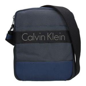 Pánská taška přes rameno Calvin Klein Ervin – modrá 1628
