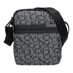 Pánská taška přes rameno Calvin Klein Logic – šedá 1619