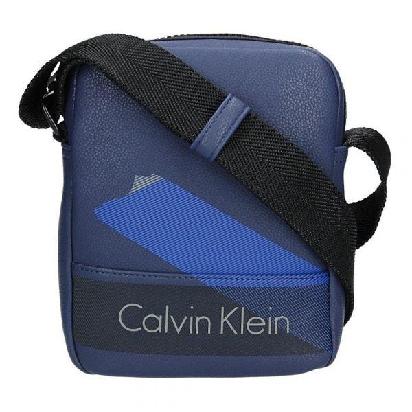 Pánská taška přes rameno Calvin Klein Marco – modrá 1584