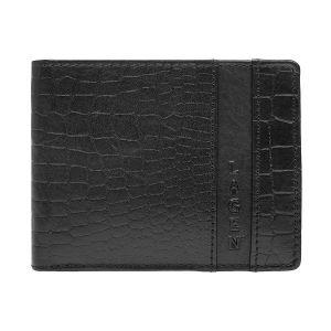 Pánská kožená peněženka Lagen Rocca- černá 1312