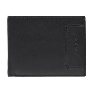 Pánská kožená peněženka Lagen 11221 – černá 1194