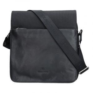 Pánská taška přes rameno Hexagona 292683 – černá 1147