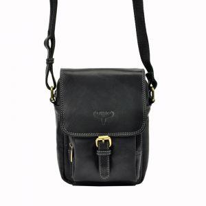 Pánská taška přes rameno Always Wild Klark – černá 19418